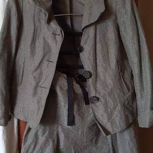 Taifun skirt suit